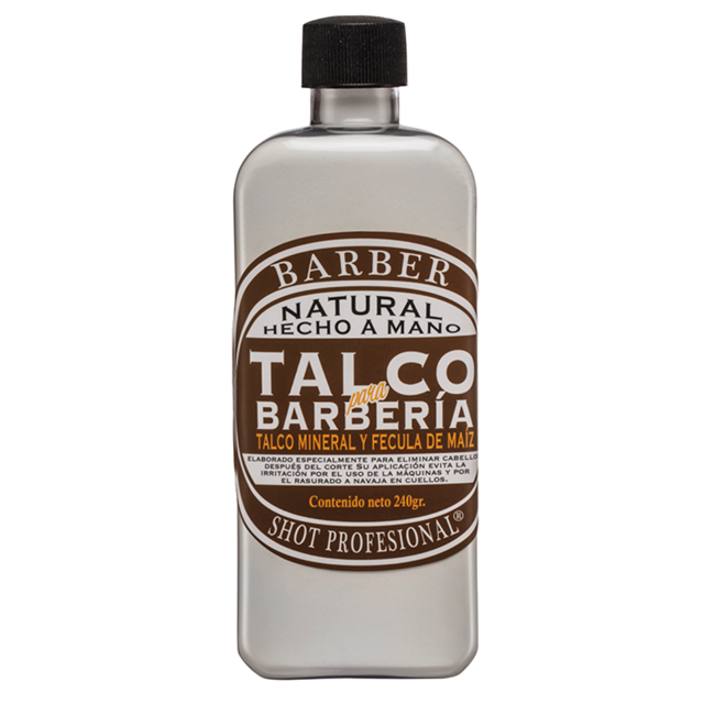 Talco Barber Shot